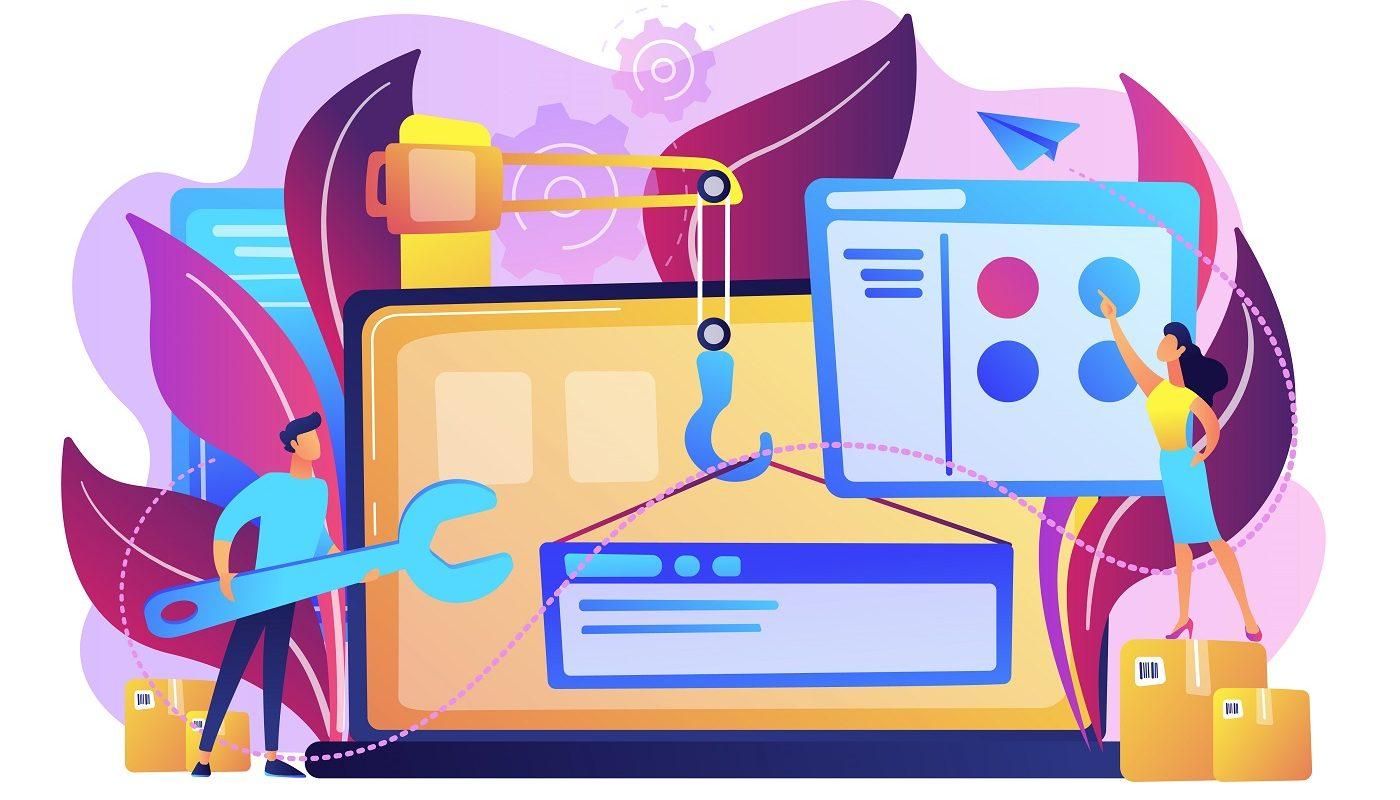 Créer un site web facilement