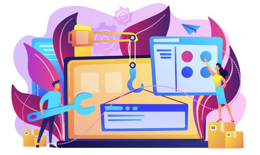 Comment créer facilement un site web ?
