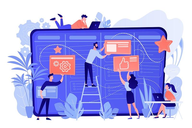 Gérer projet marketing